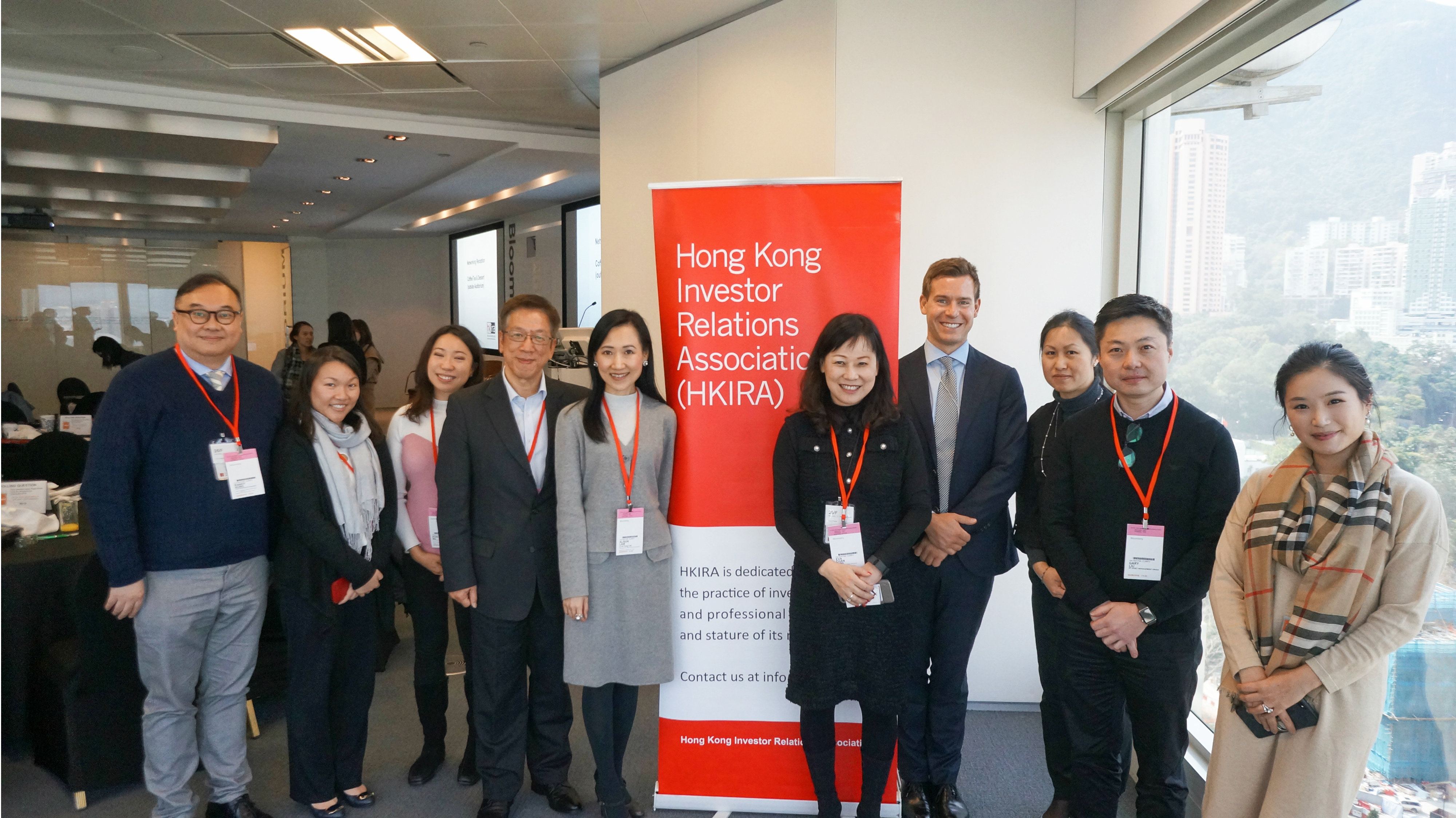 HKIRA x Bloomberg CNY Networking Luncheon